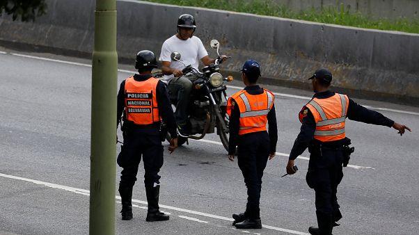 L'ex-policier rebelle Oscar Pérez arrêté au Venezuela