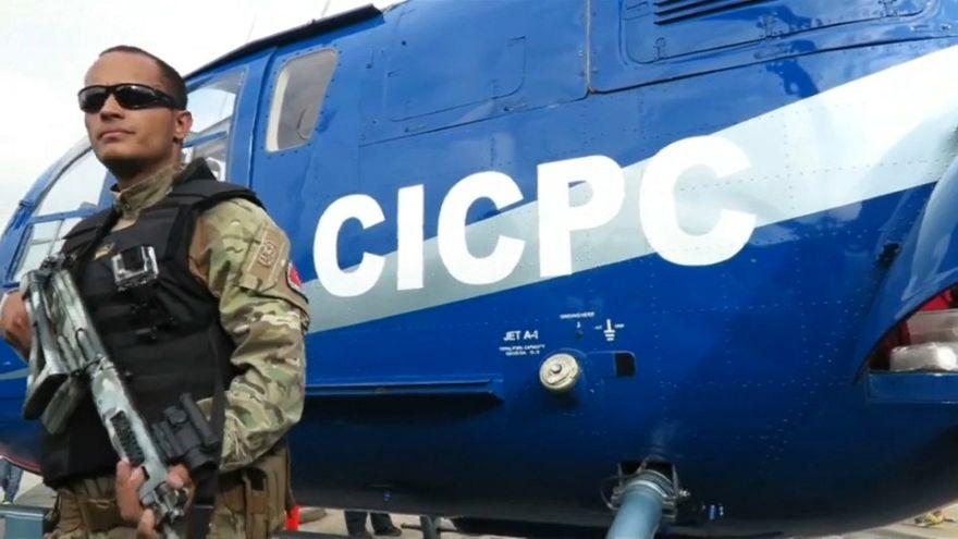 Venezuela: İsyancı helikopter pilotu yakalandı