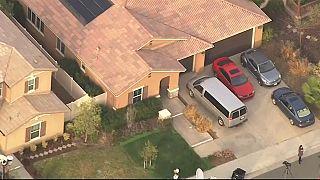 La casa de California en la que encontraron a los hermanos