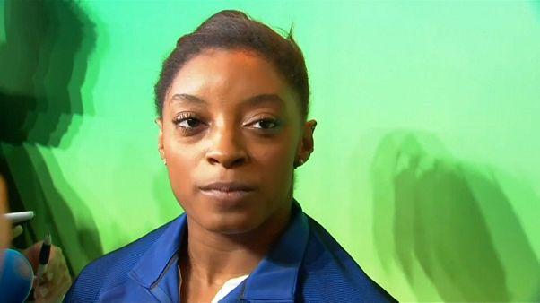 Anche la campionessa olimpica Simone Biles abusata dal medico della nazionale Usa Nassar