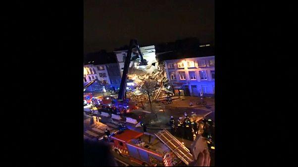 Beçika'da patlama: 2 kişi hayatını kaybetti