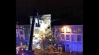 Explosão faz 14 feridos na Bélgica