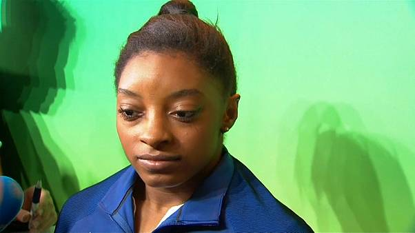 Olympic gymnast Simone Biles breaks silence over sexual abuse