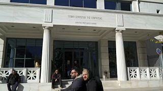 Πρωτοδικείο Αθηνών: Παραμένει κρατούμενος ο Tούρκος αξιωματικός