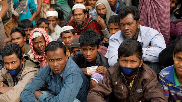 Rohingya sollen aus Bangladesch nach Myanmar zurückkehren