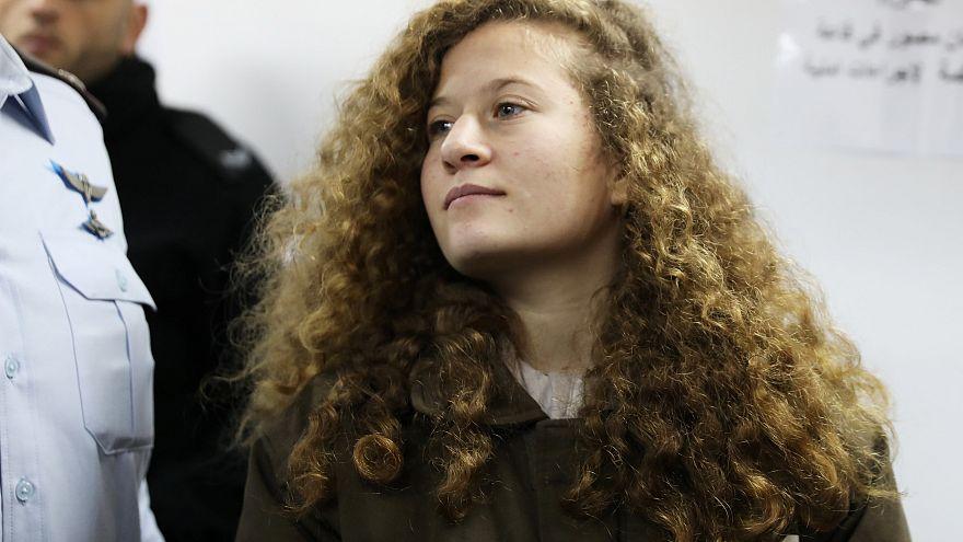 16-jährige Palästinenserin muss weiter in Haft bleiben