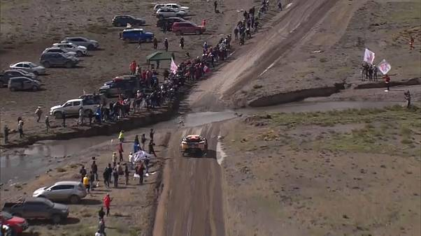 Rallying: Dakar leader Sainz handed 10 minute penalty