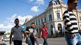 Több mint kétezer menekültet fogadott be Magyarország