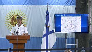 Argentina valora proseguir la búsqueda del ARA San Juan