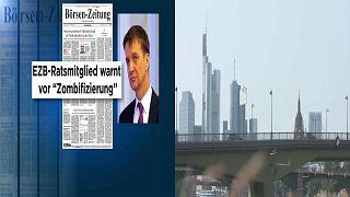 """EZB-Banker: Anleihekäufe könnten """"in einem Schritt auf null gehen"""""""