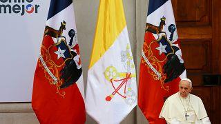 """Папа римский испытывает """"боль и стыд"""" из-за священников-педофилов"""