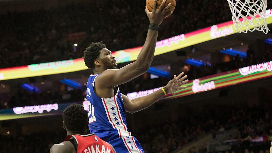 Les 76ers résistent aux Raptors