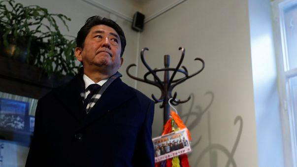 Shinzo Abe auf Osteuropa-Tour