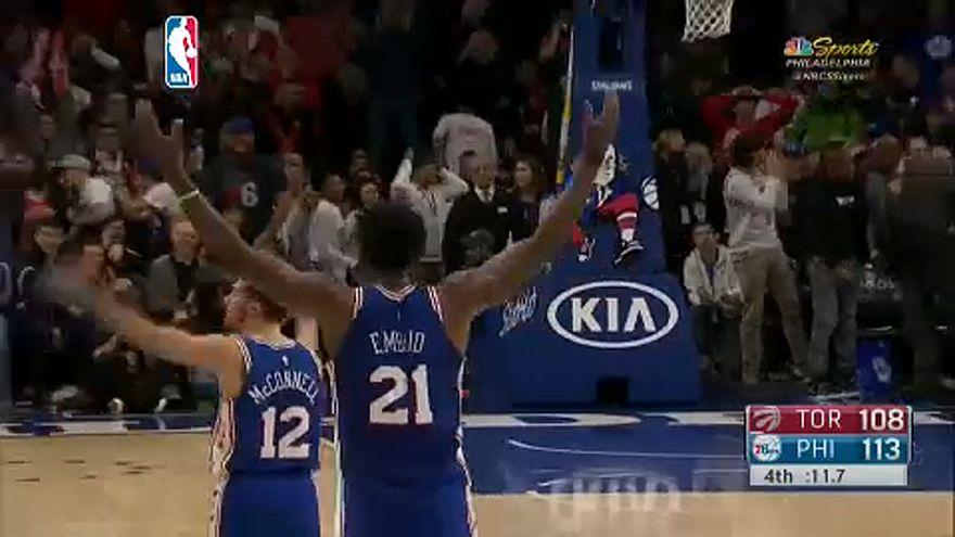 NBA: Későn kapcsolt rá a Toronto