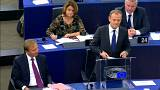 EU-Ratspräsident Tusk bietet Großbritannien Verbleib in der EU an