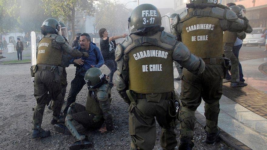 Chili : la visite du pape critiquée