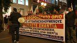 Yunanistan: Yeni grev yasasına halktan büyük tepki