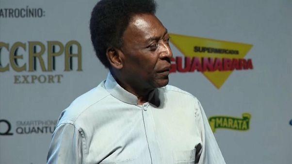 """Pelé: """"Precisamos de mais craques no futebol mundial"""""""