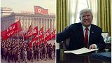 کره شمالی: ترامپ مانند یک سگ هار پارس می کند