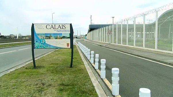 """Macron: """"Calais nem egy kiskapu Angliába"""""""