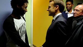 """Macron pide """"firmeza"""" y """"humanidad"""" con la inmigración"""