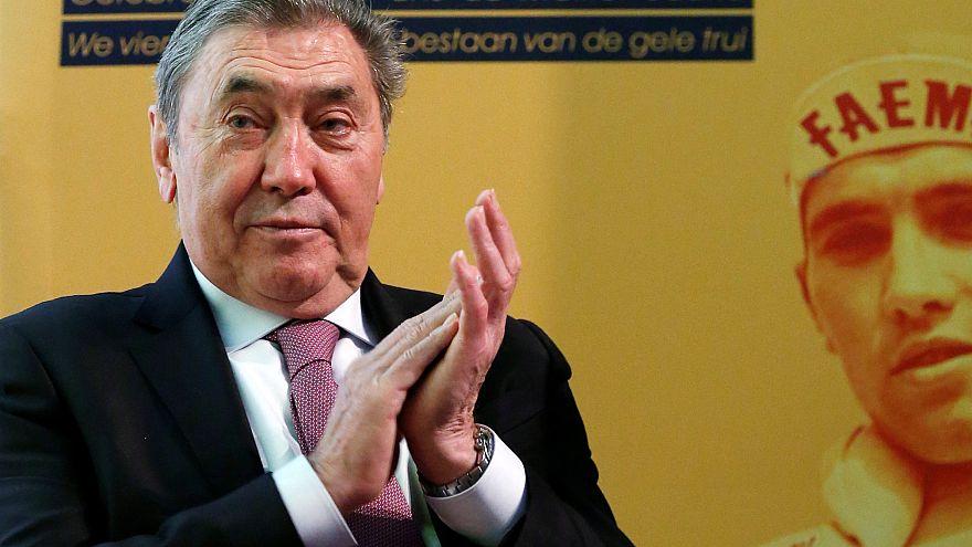 Le Tour de France 2019 rendra hommage à Eddy Merckx
