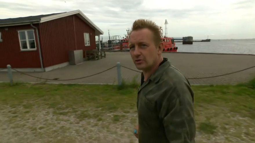 Danish submarine owner Peter Madsen charged with murder of Swedish journalist