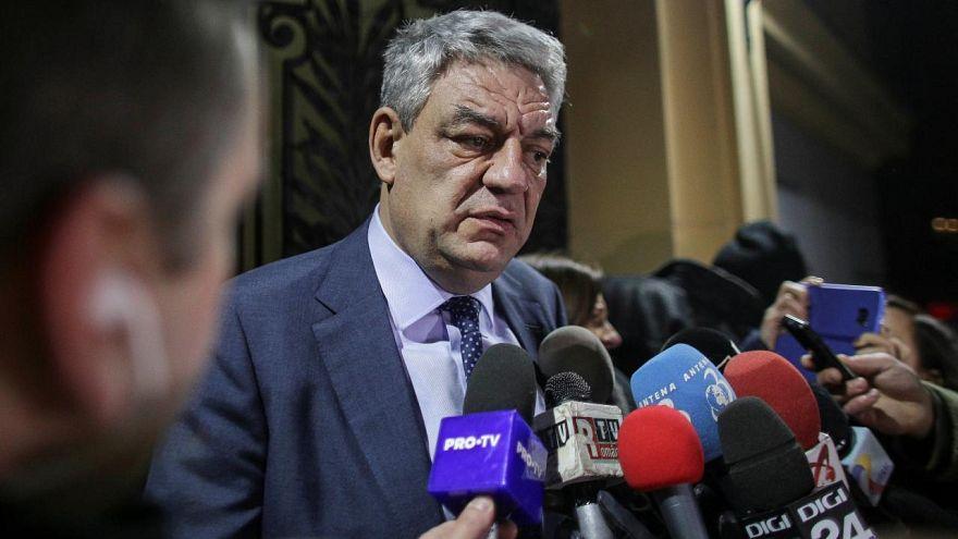 Rumäniens zurückgetretener Ministerpräsident Mihai Tudose