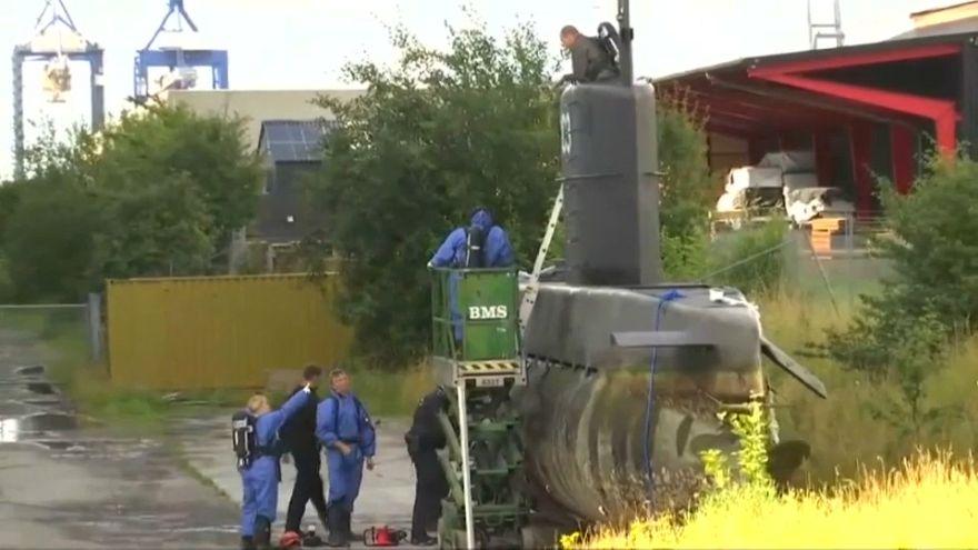Dänemark: Anklage fordert lebenslange Haft für U-Boot-Bauer Madsen