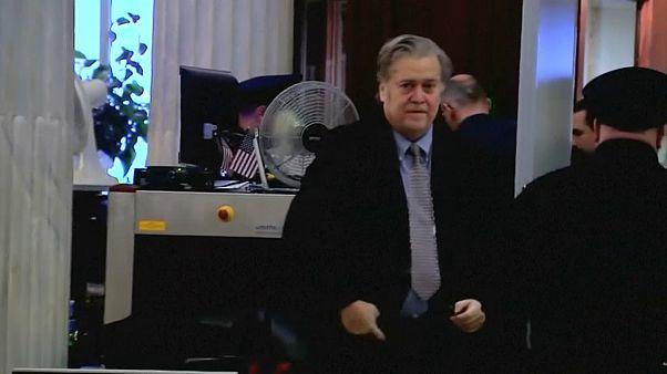"""Stephen Bannon, citado para declarar por el """"Rusiagate"""""""