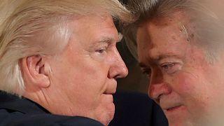 Former Trump advisor Steve Bannon ordered to testify in Russia probe