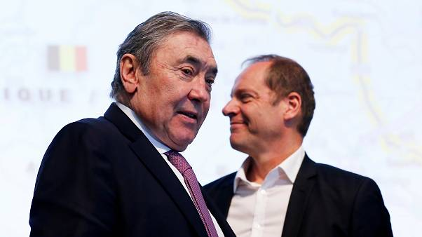 Tour de France al via in Belgio per celebrare Eddy Merckx
