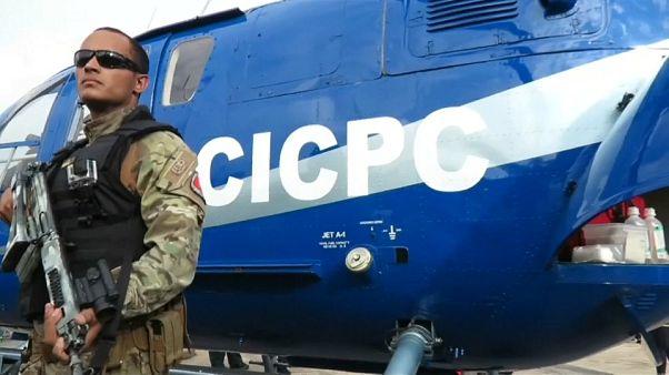 'Rambo', o piloto rebelde, novo mártir dos venezuelanos