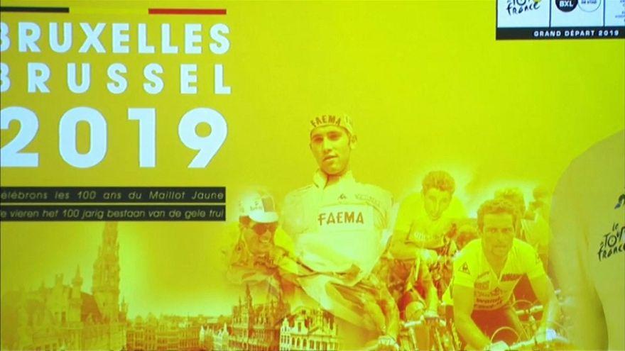 El Tour saldrá de Bruselas para homenajear a Eddy Merckx y al maillot amarillo