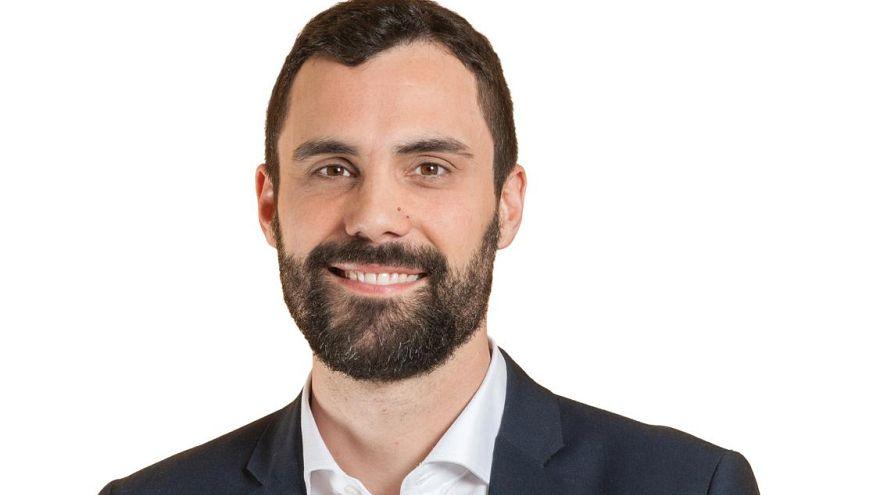 Roger Torrent, de Esquerra Republicana, elegido nuevo presidente del Parlament