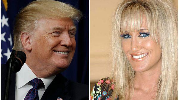 هنرپیشه پورنو: ترامپ من را به رابطه جنسی سه نفره دعوت کرد