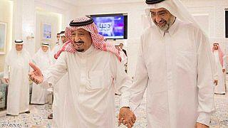 الأمير القطري عبد الله آل ثاني يصل إلى الكويت قادماً من أبو ظبي