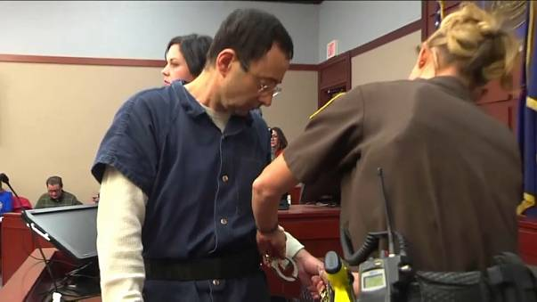 Sexual abuse victims confront 'repulsive' predator Larry Nassar
