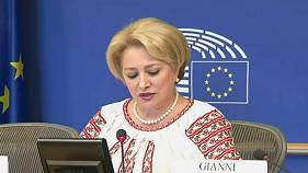 Romania nominates MEP Viorica Dancila to replace PM who quit