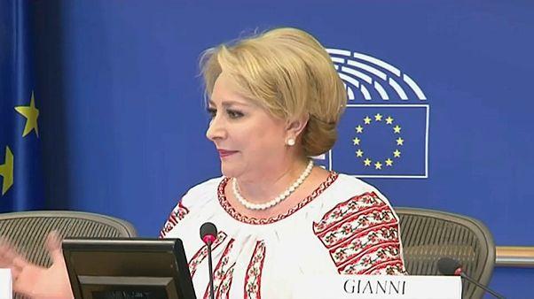 EU-Parlamentarierin Viorica Dancila