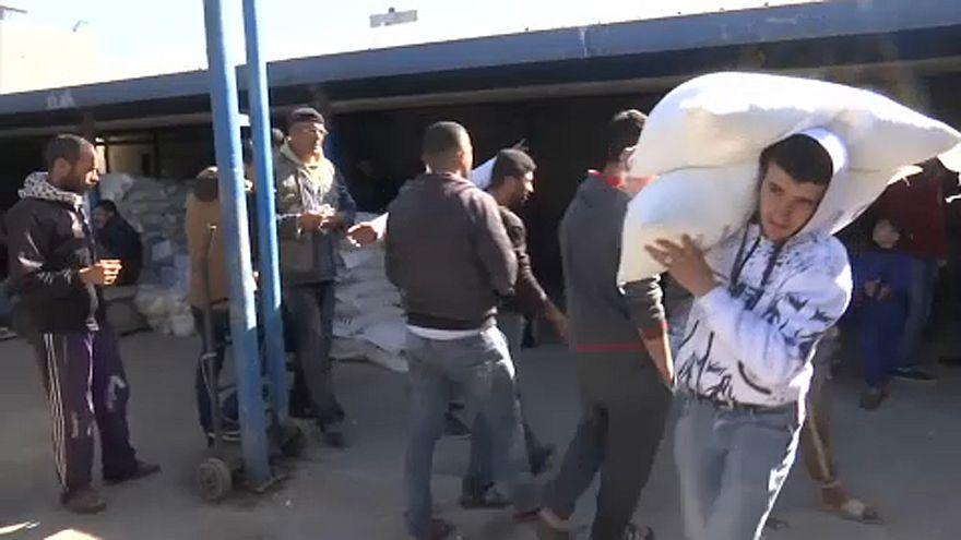 EE.UU. desbloquea la mitad de los fondos de ayuda a la UNRWA