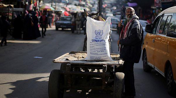 Σημαντικές περικοπές στη βοήθεια προς Παλαιστινίους αποφάσισε η Ουάσινγκτον