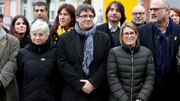 Catalogne : une session parlementaire dans le flou