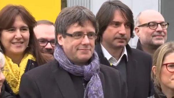 Újabb feladvány a volt katalán elnöknek