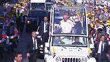 Papa Francesco incontra le vittime degli abusi