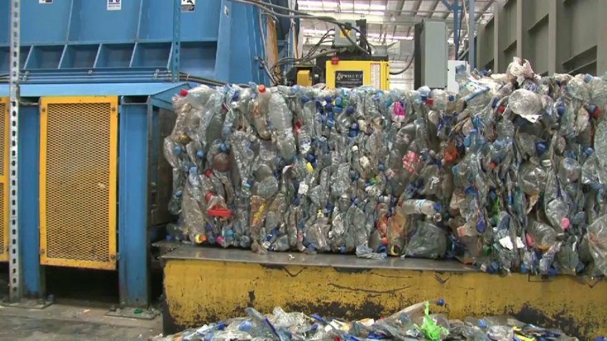 Recyclage : l'UE à l'assaut du plastique!