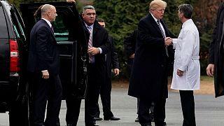 پزشک کاخ سفید: ترامپ مشکل روانی ندارد
