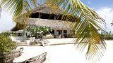 کنیا، خانه ساحلی در کنار اقیانوس