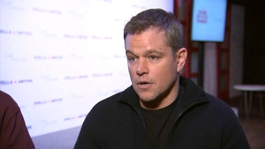 Matt Damon: Bocsánat!
