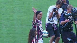 O Adeus de Ronaldinho Gaúcho